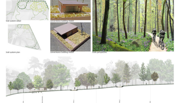 lsu landscape architecture students earn  american society  landscape architects student