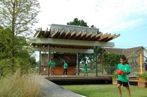 Photo of the YMCA Baranco-Clark Pavilion