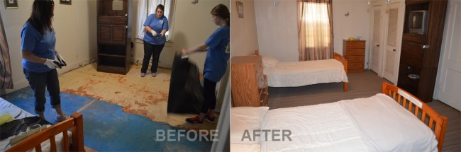 BedroomBefore&After
