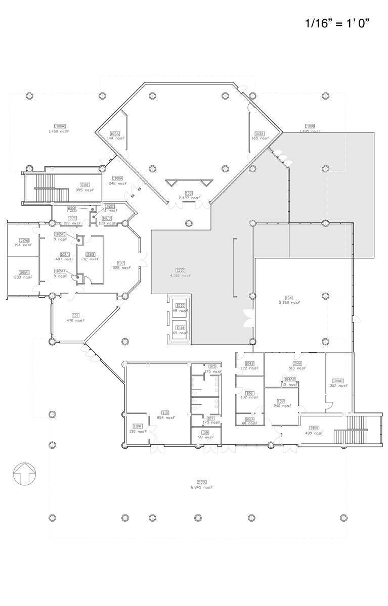 Interior Design Students Propose Ideas For Relocating The Atrium Coffee Shop College Of Art