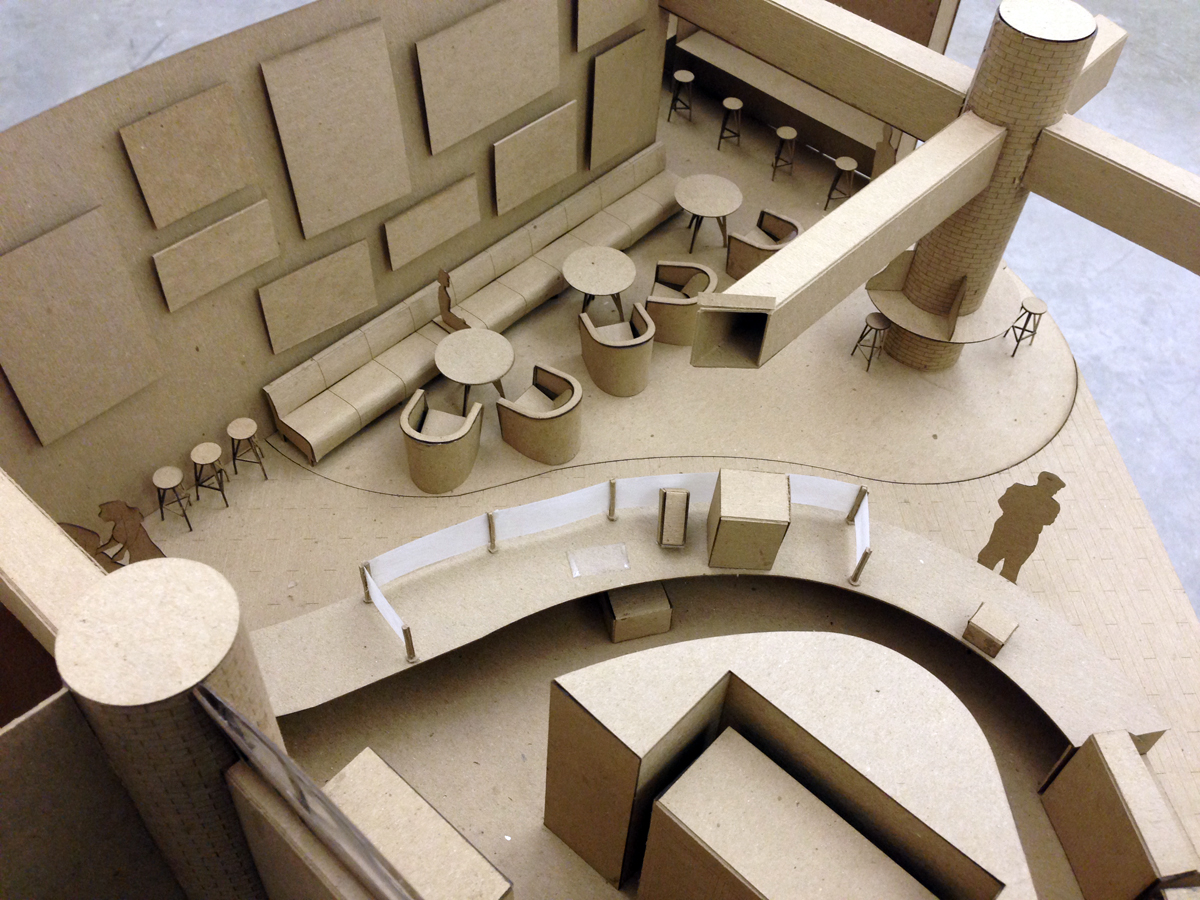 Interior Design Students Propose Ideas for Relocating the ...