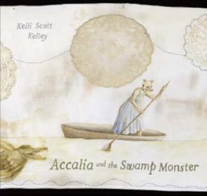 kelli scott kelley accalia and the swamp monster