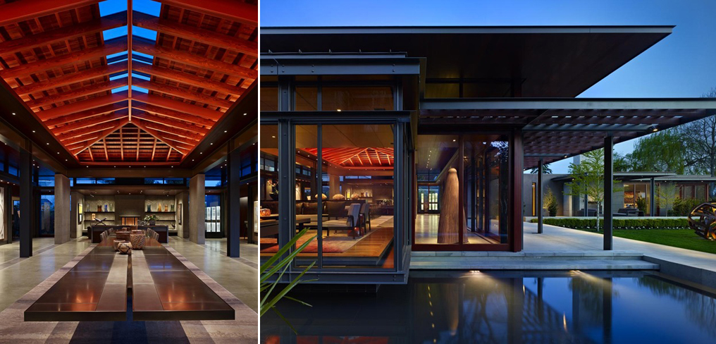 Pavilion House, Designed By Olson Kundig Architects