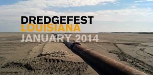 lsu dredgefest louisiana 2014 poster