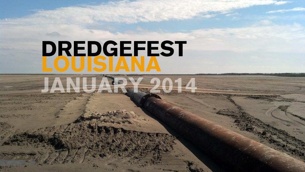 dredgefest louisiana 2014