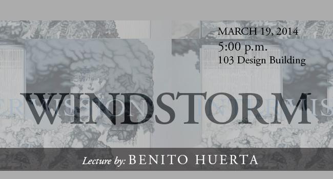 lsu school of art visiting artist benito huerta