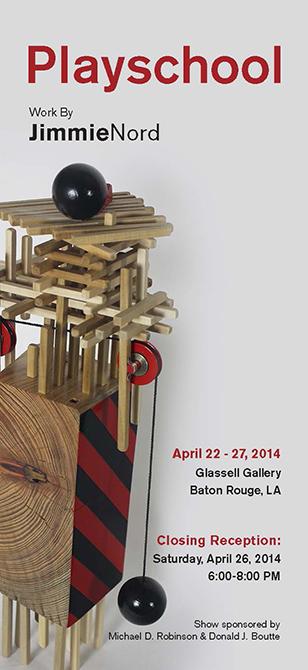 lsu school of art 2014 spring mfa thesis shows
