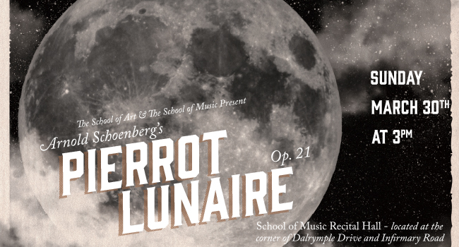 lsu pierrot lunaire event