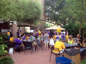 LSU Art and Design School Alumni Tailgate