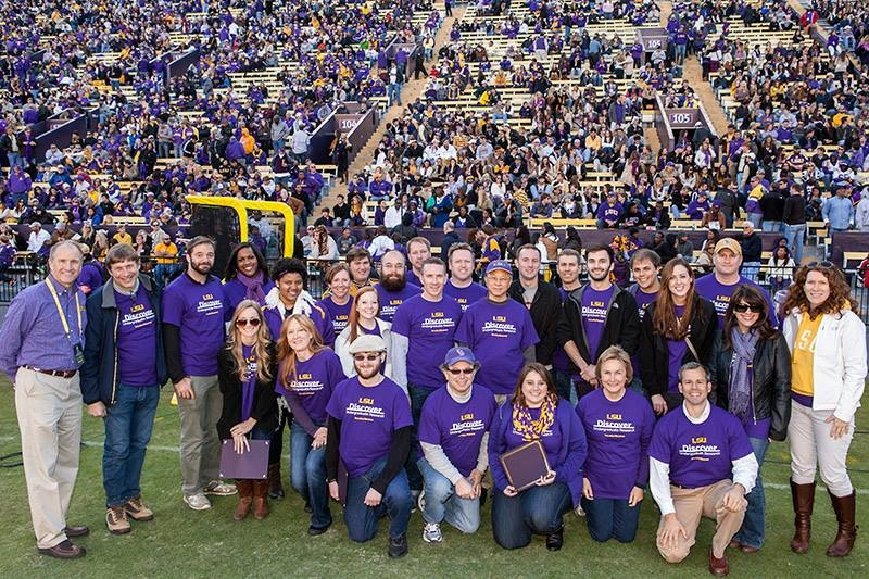 Lsu Art And Design Faculty