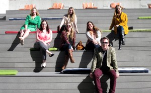 lsu interior design students visit eskew dumez ripple projects in new orleans