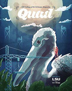 lsu quad magazine