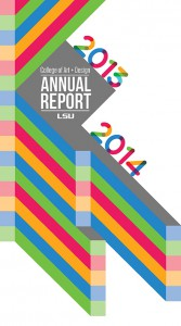 lsu college of art and design 2014 annual report