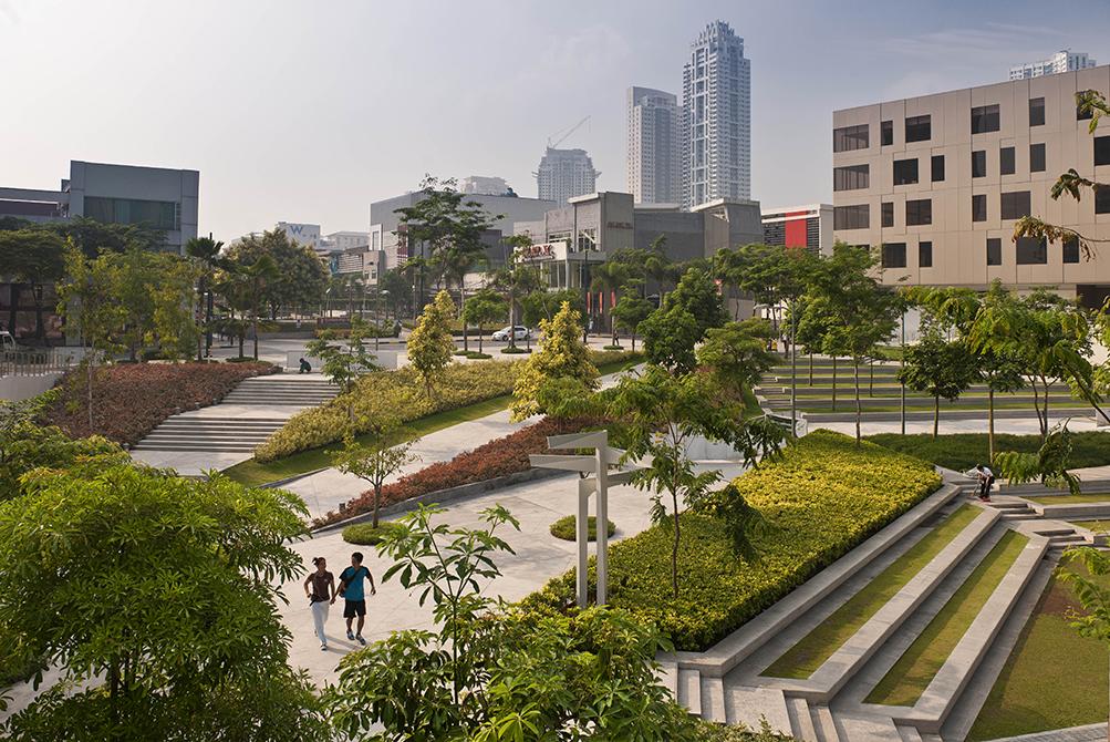city park, lsu landscape architecture alumni work