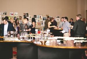 graphic design awards banquet