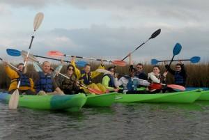 KayakingWaxLake_Spring2015