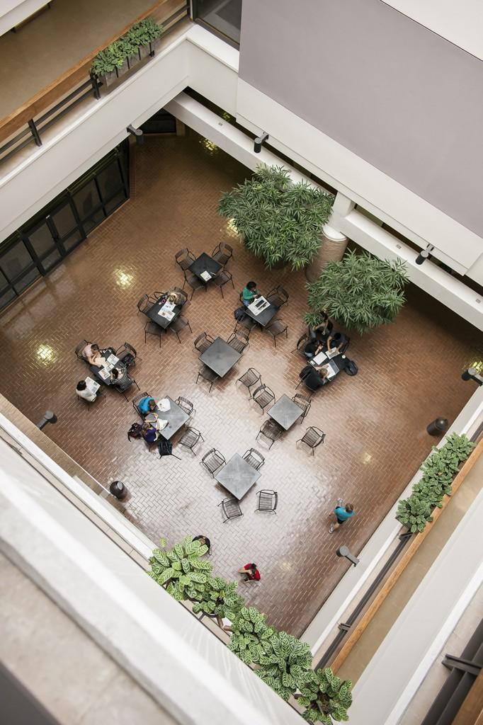 Design Building Atrium