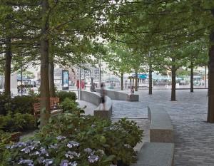 park grove, lsu landscape architecture alumni work