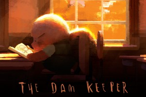 Poster for The Dam Keeper