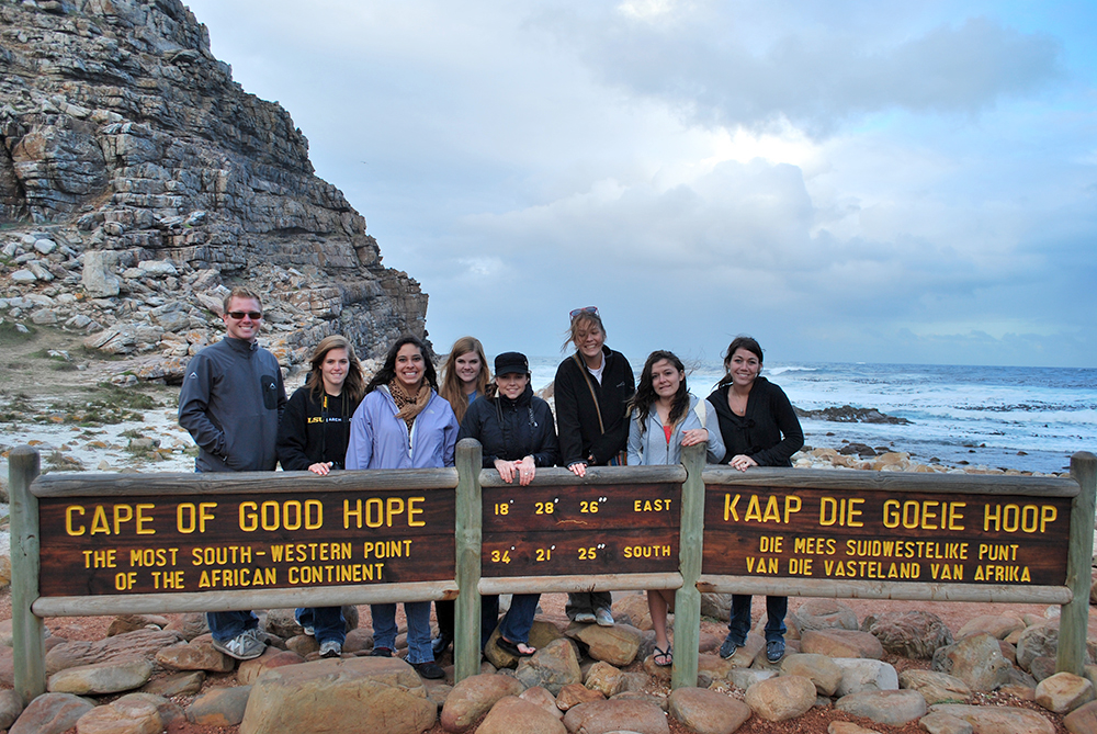 LSU in South Africa, Cape of Good Hope