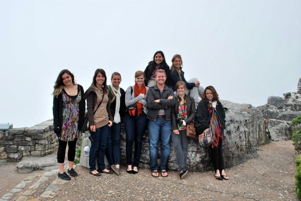 LSU in South Africa, Cape Point Promontory