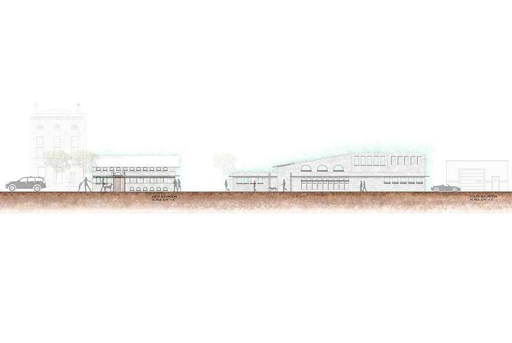 LSU ARCH 3002 Architectural Design VI