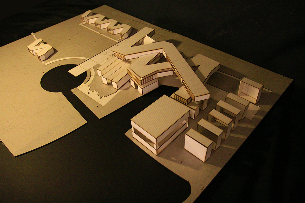 LSU ARCH 4002 Steady State Studio