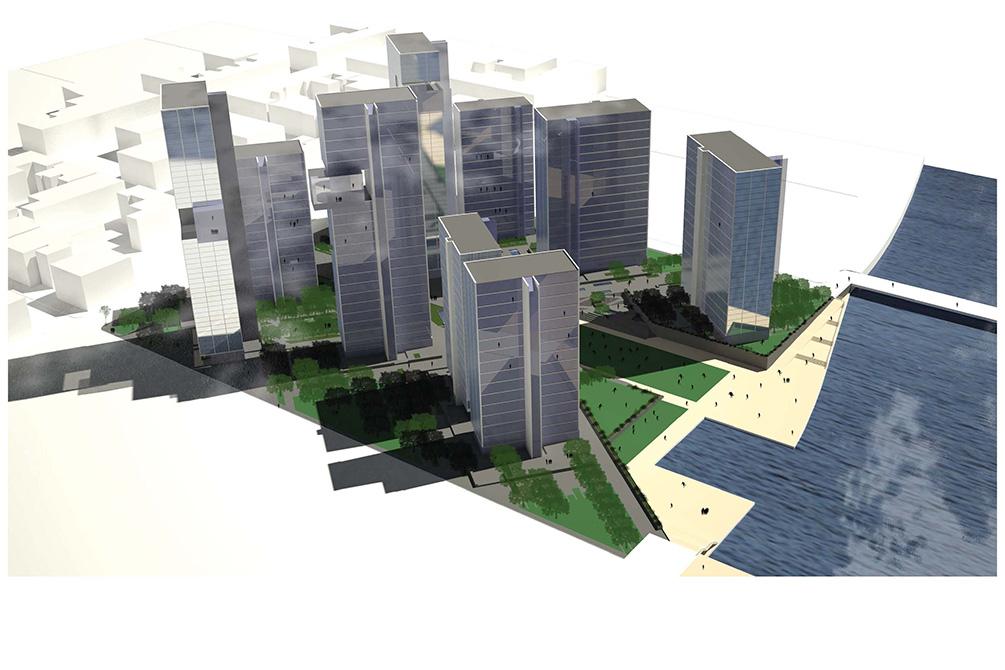 ARCH 4002: High-Rise Urban Housing