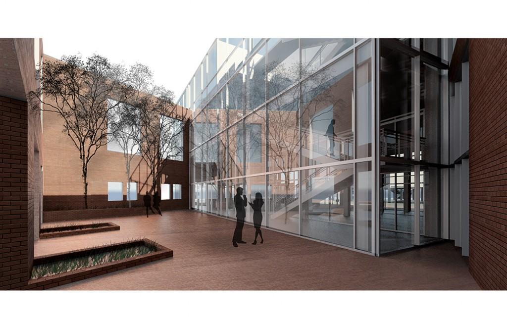 LSU ARCH 5001 Comprehensive Architectural Design