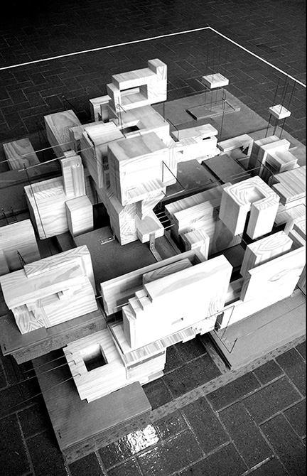 LSU ARCH 7001 Graduate Design Studio I