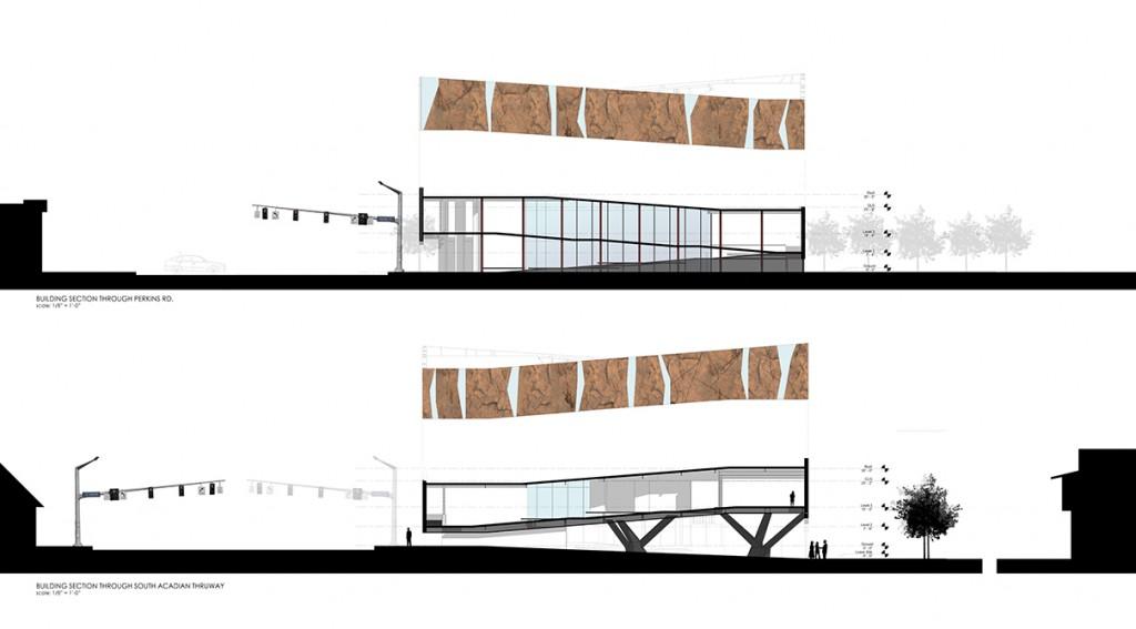 LSU ARCH 7003 Graduate Design Studio III