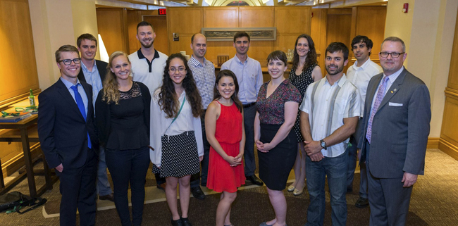 LSU Landscape Architecture Students Head to Capitol Hill for ASLA National Advocacy Day