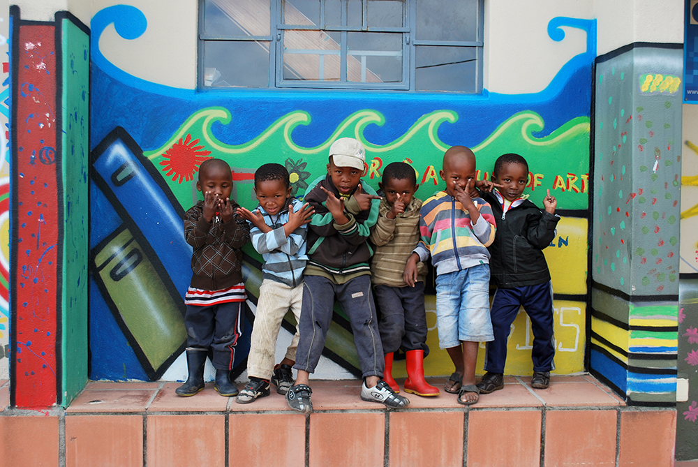 LSU in South Africa, Masiphumelele Township Cultural Center