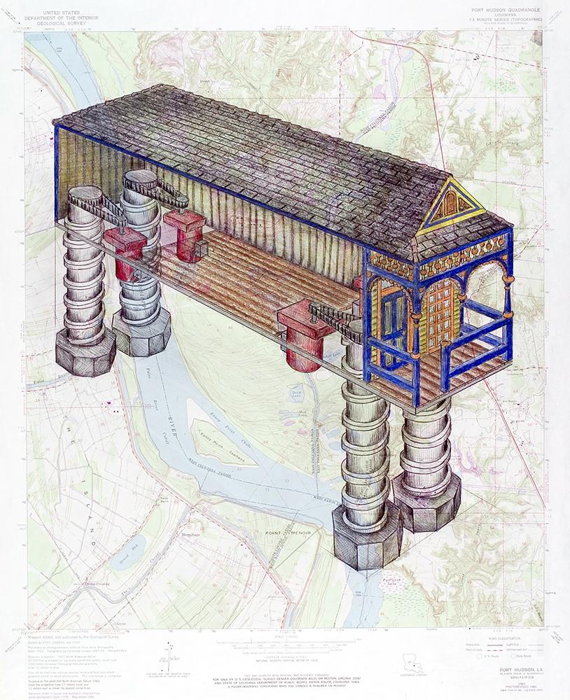 Malcolm McClay Post-Katrina Architecture