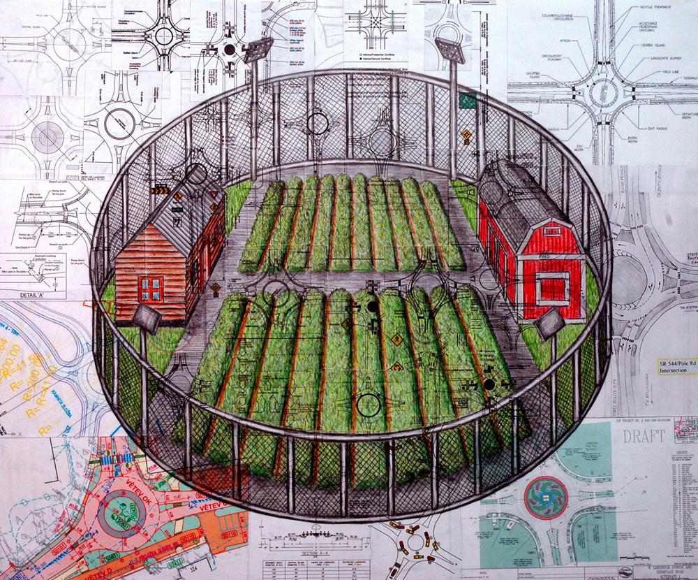 Malcolm McClay Traffic Island Prison Farm