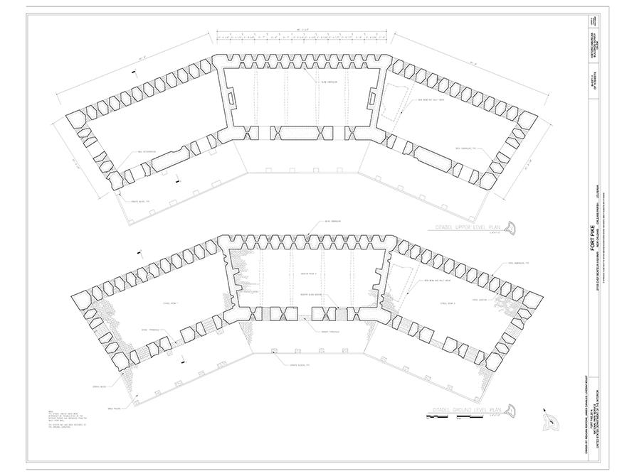 Fort floorplan