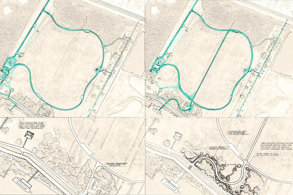 LA 7002 Graduate Landscape Design II: Site Design