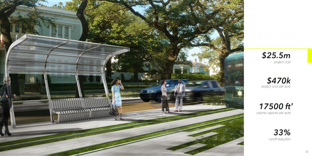 People at public transport station, cars in background. LA 7003: Graduate Landscape Design III: Community Design