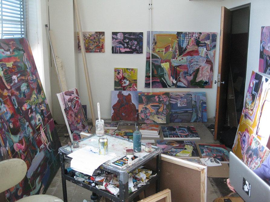 lsu mfa studio