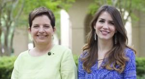 Martha Richard and Eva Rodriguez