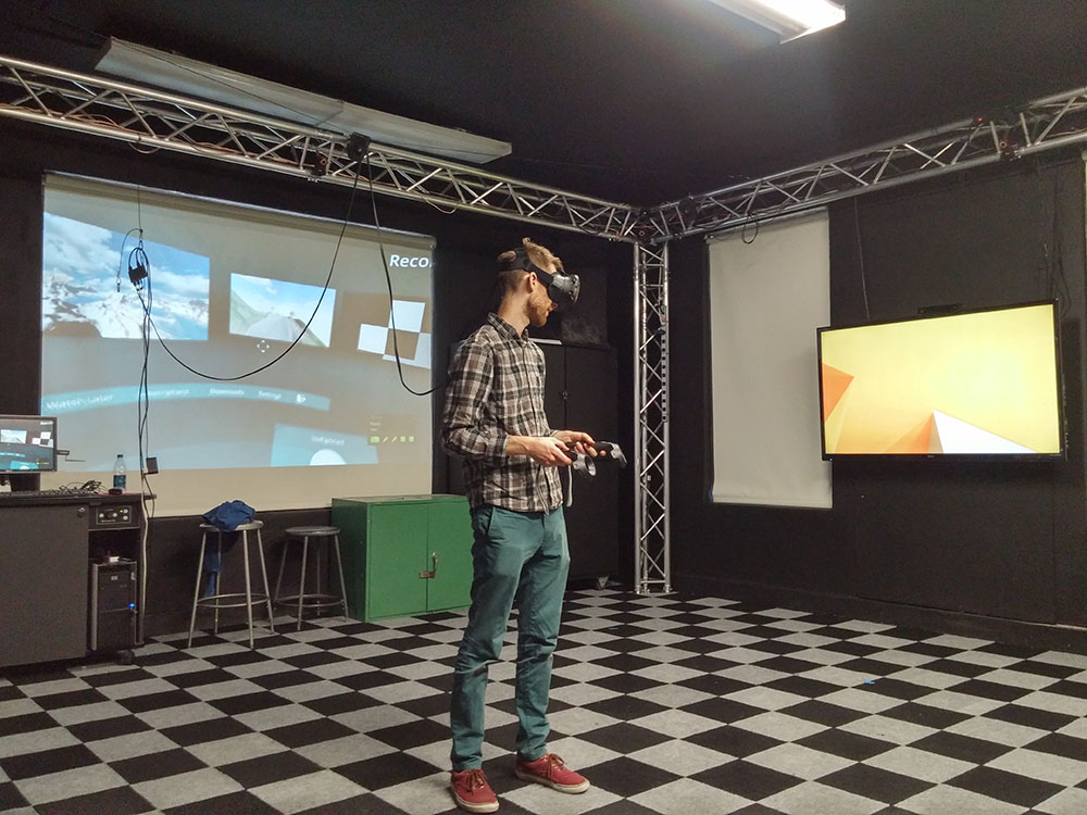 lsu motion capture studio
