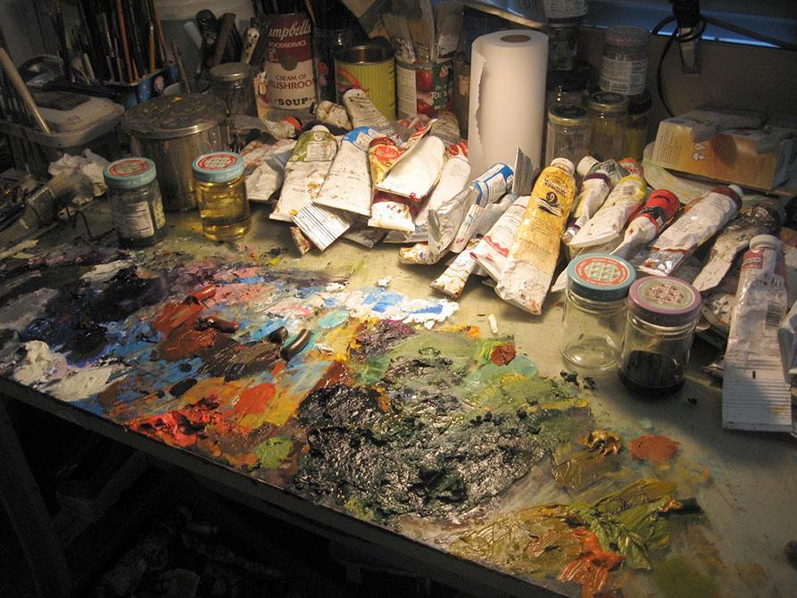 lsu painting