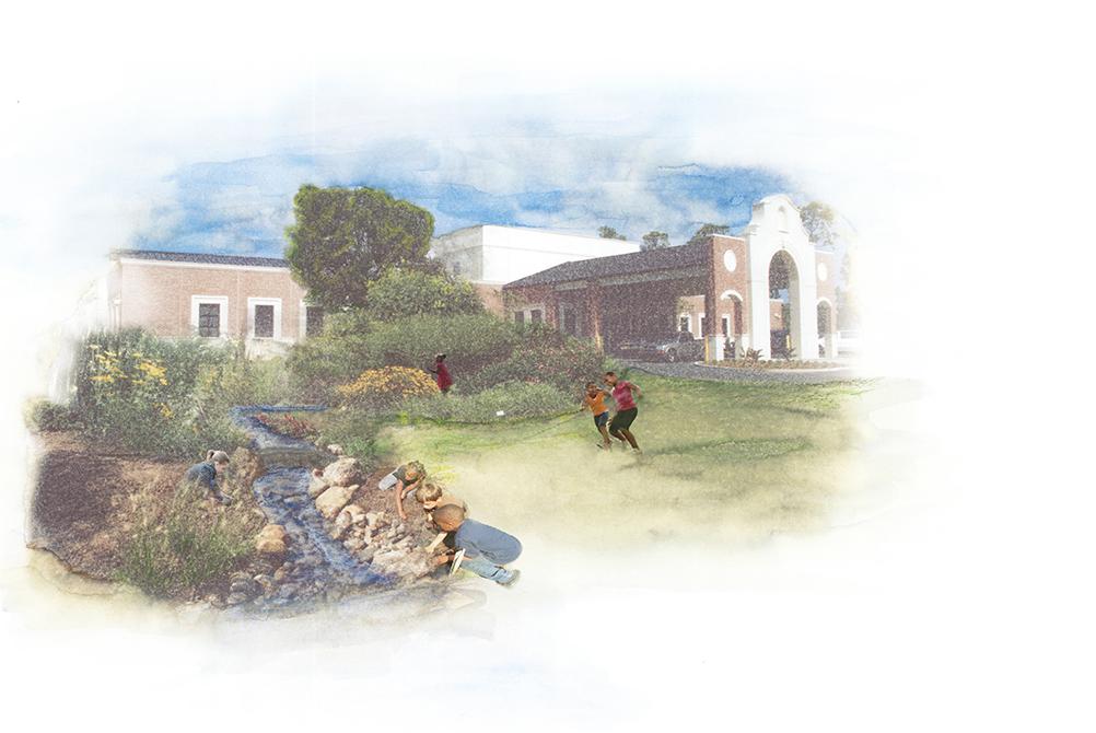 LA 7003 Graduate Landscape Design: Water Studio