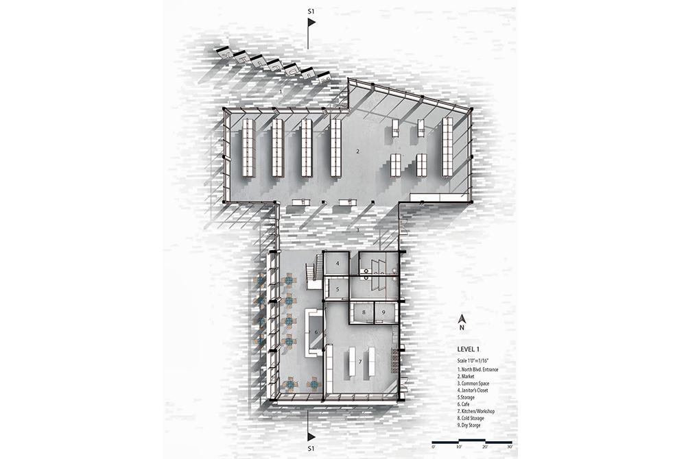LSU ARCH 4001 Mid City Studio