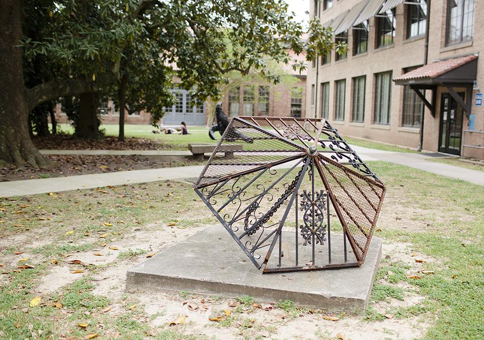lsu sculpture