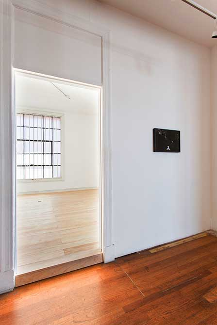 doorway appearing to lead into room, by kristine thompson