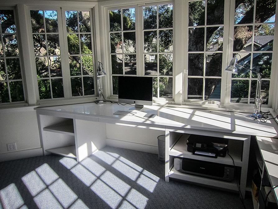 Modern office space, lsu architecture alumni work