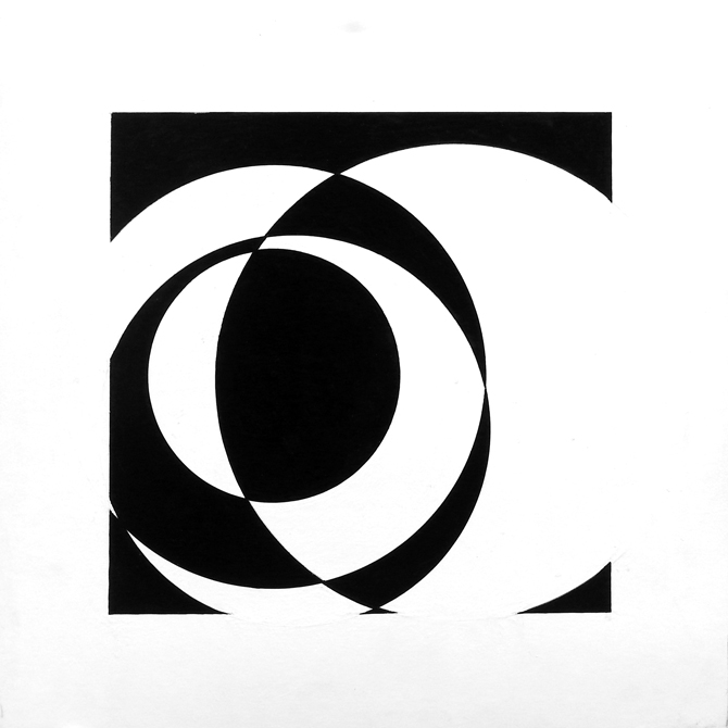 inverse circle designs