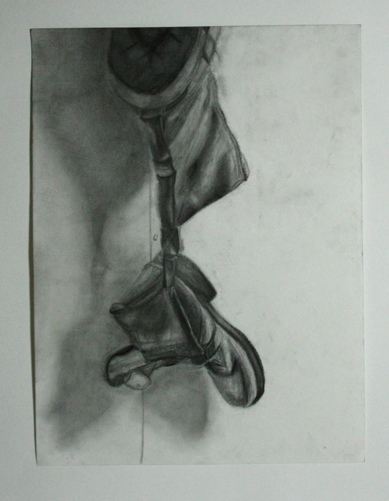 Boots. BFA Studio Art Foundations