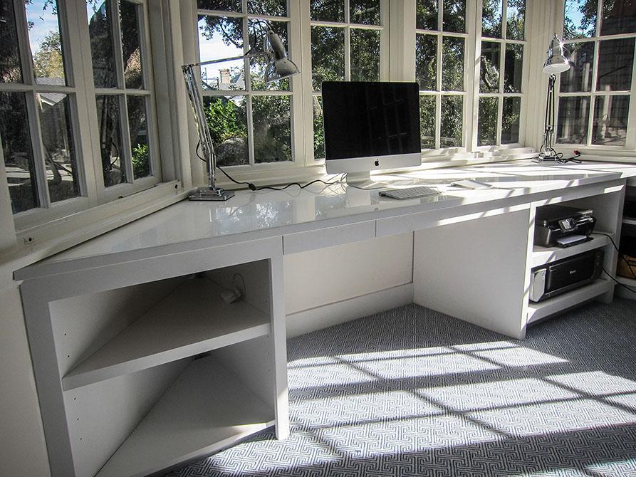 White workstation, lsu architecture alumni work